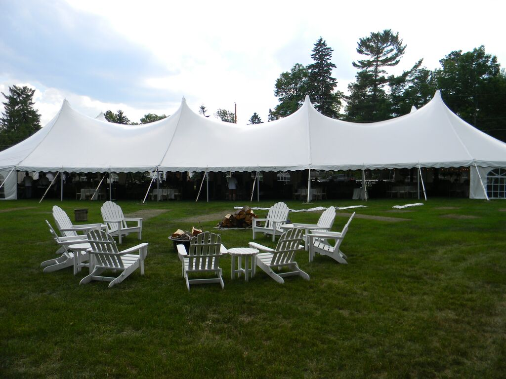 Tension Tent 60 x 130 (7800 Square Feet)