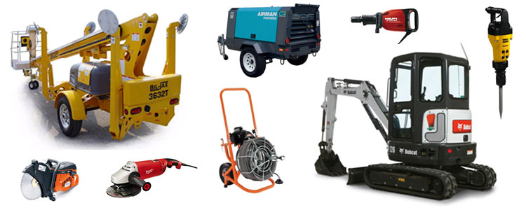 Tool Rentals in Petoskey Michigan, Boyne City, Harbor Springs, Traverse City, Bay Harbor, Charlevoix, East Jordan