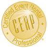 Taylor Rental Center has Certified Event Rental Professionals