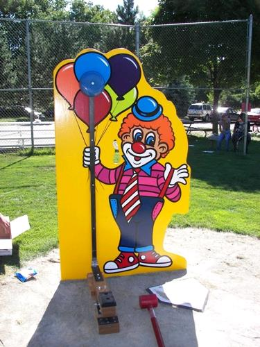 Where to find GAMES, CLOWN STRIKE in Petoskey