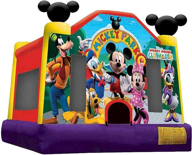 Where to find INFLATABLE, MICKEY MOUSE in Petoskey