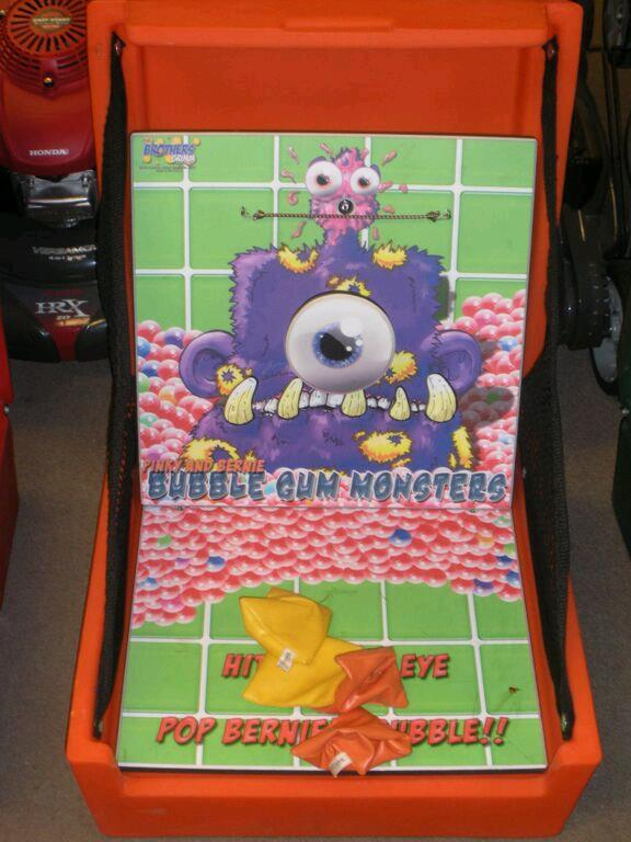 Where to find GAMES, CASE BUBBLE GUM MONSTERS EYE in Petoskey