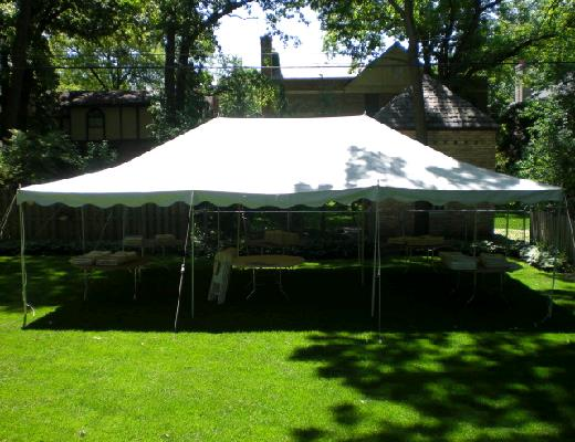 Where to find ROPE AND POLE TENTS - 30  X in Petoskey
