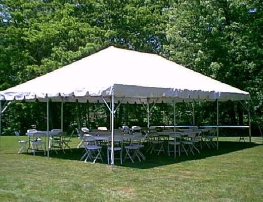 Where to find 20  EXPANDABLE FRAME TENTS in Petoskey