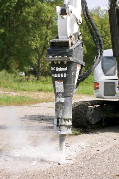 Where to find BOBCAT CONCRETE ATTACHMENT in Petoskey