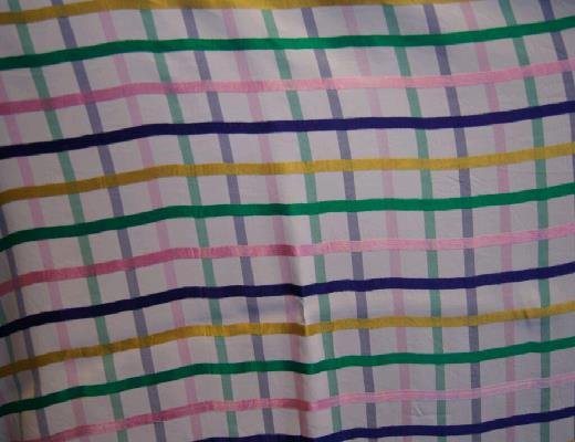Where to find PASTEL PLAID LINEN in Petoskey