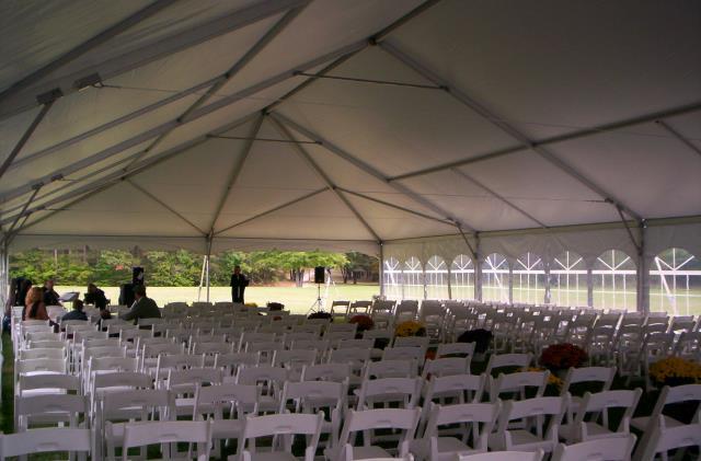 Navi Trac Expandable Frame Tents Rentals Petoskey Mi