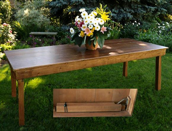 Where to find TABLE, 40  X 96  FARM RECTANGLE in Petoskey