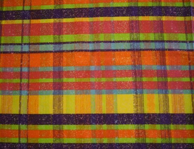 Where to find COLORFUL PLAID LINEN in Petoskey