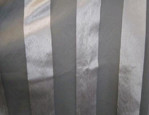 Where to find SILVER ETERNITY STRIPE LINEN in Petoskey