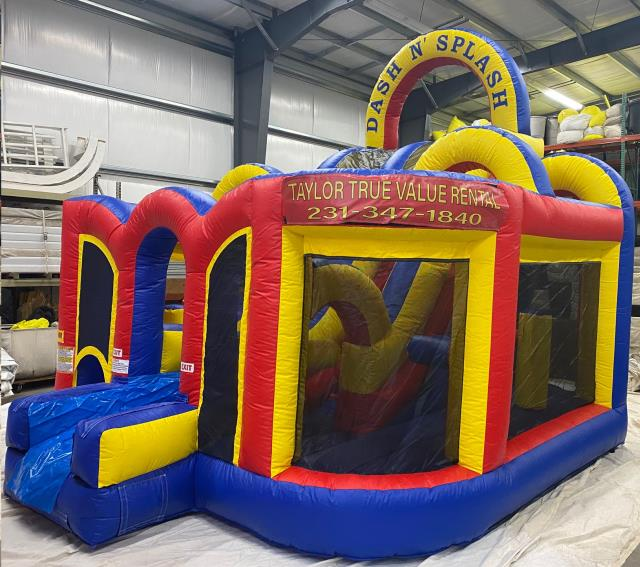 Where to find INFLATABLE, OBSTACLE COURSE in Petoskey