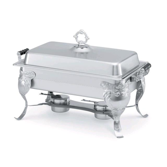 Where to find CHAFER, ORNATE 8 QT STAINLESS in Petoskey