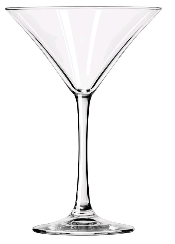 Where to find GLASSWARE, MARTINI 8 OZ in Petoskey