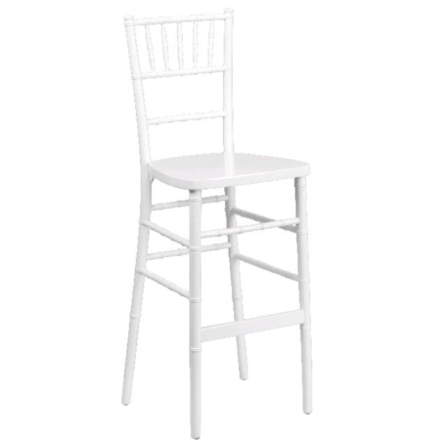 Where to find BAR STOOL, WHITE CHIAVARI in Petoskey