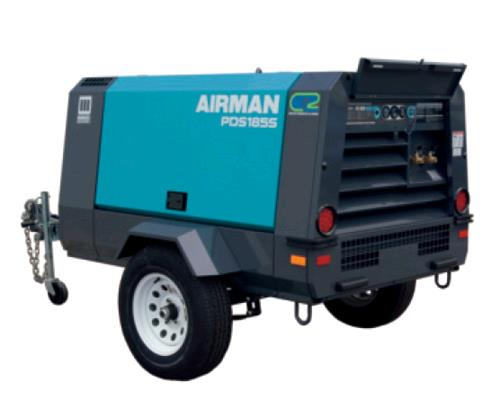 Where to find COMPRESSOR, 185 CFM, AIR in Petoskey