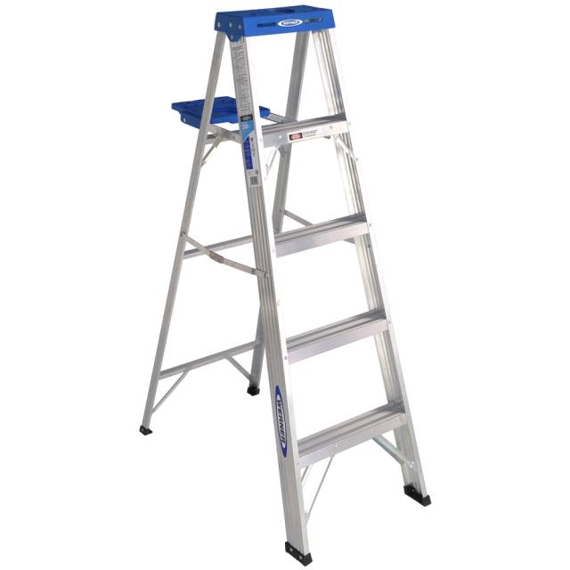Where to find LADDER, STEP 5  ALUMINUM in Petoskey