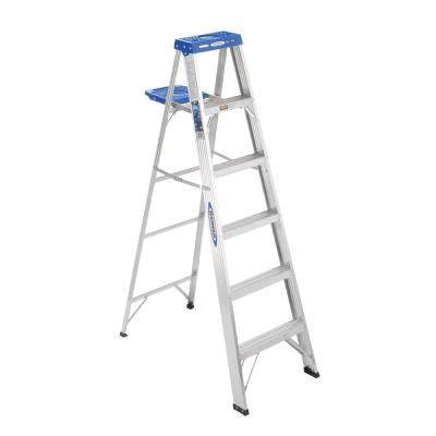 Where to find LADDER, STEP 6  ALUMINUM in Petoskey