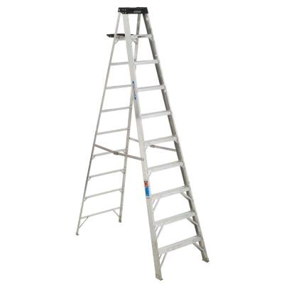 Where to find LADDER, STEP 12  ALUMINUM in Petoskey