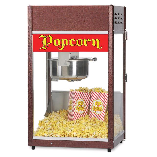 Where to find MACHINE, CONCESS POPCORN in Petoskey