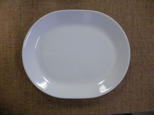 Where to find PLATTER, WHITE 12  X 10  OVAL in Petoskey