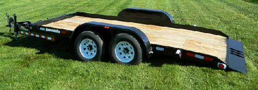 Where to find TRAILER, EQUIPMENT in Petoskey
