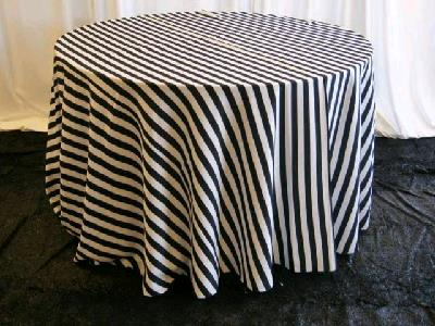 Rent Striped Linen