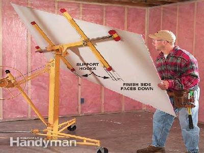 Rent Drywall Equipment