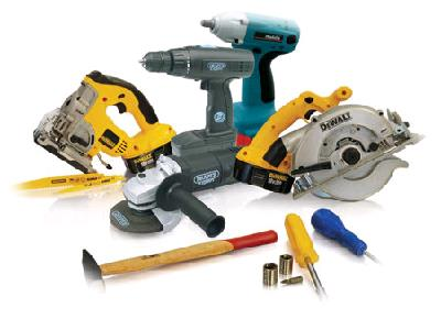 Rent Hand & Power Tools