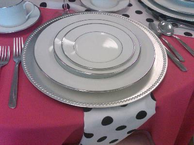 Rent Dinnerware
