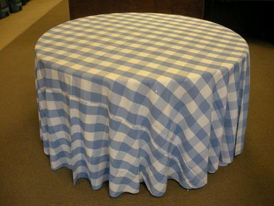 Rent Checkered Linen