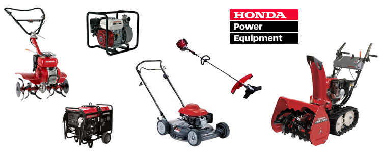 Honda Power Equipment in Petoskey Michigan, Boyne City, Harbor Springs, Traverse City, Bay Harbor, Charlevoix, East Jordan